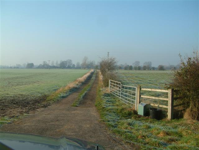 The Footpath to Cholsey