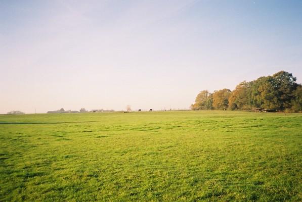 Farmland north of Maidenhead
