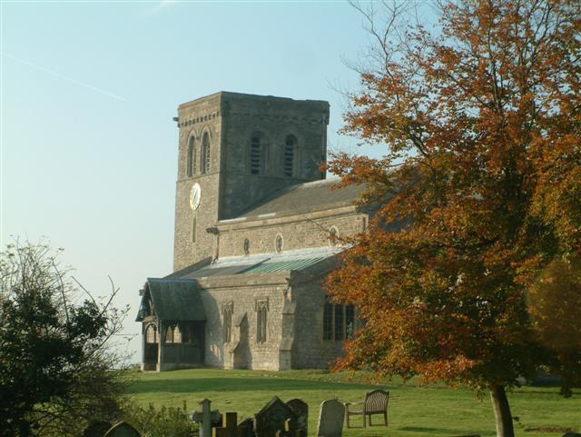 Garsington Church