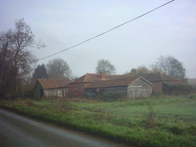 North Grange Farm Barns