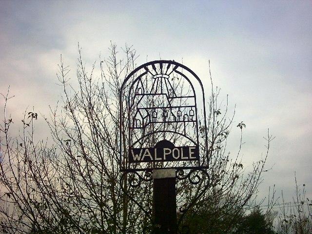 Walpole Sign