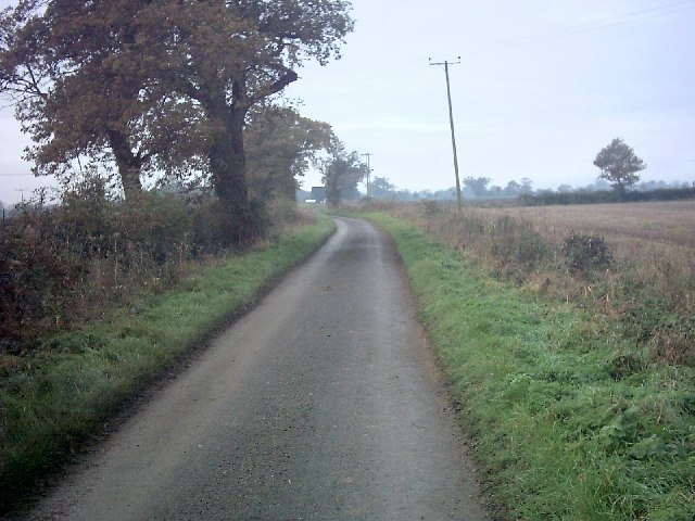 Green Road, Sibton