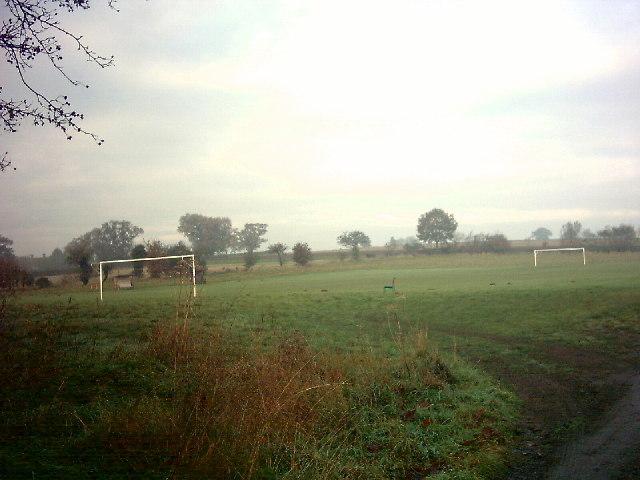 Peasenhall & Sibton Playing Field