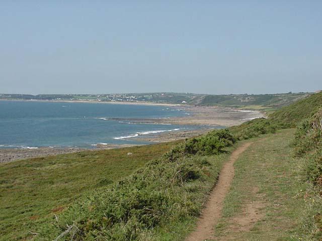 Coastal Path near Oxwich