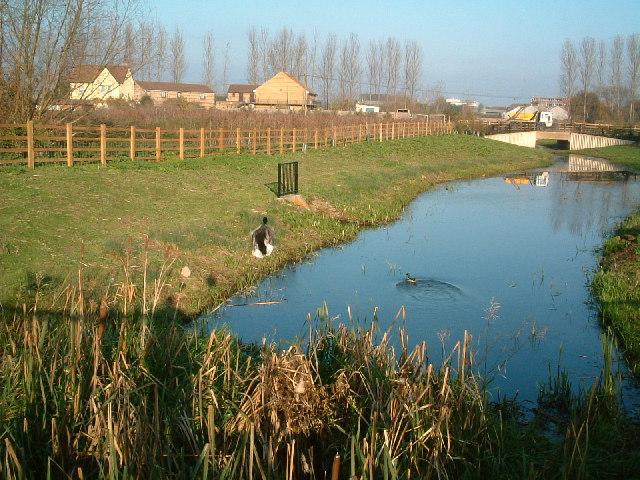 Irrigation channel