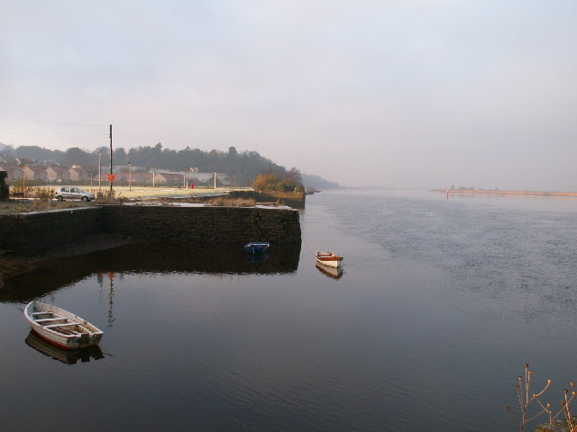 Newburgh piers