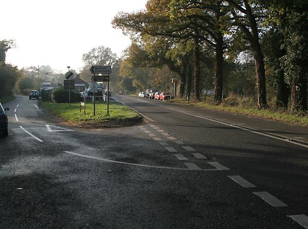 A264 Slinfold to Five Oaks road