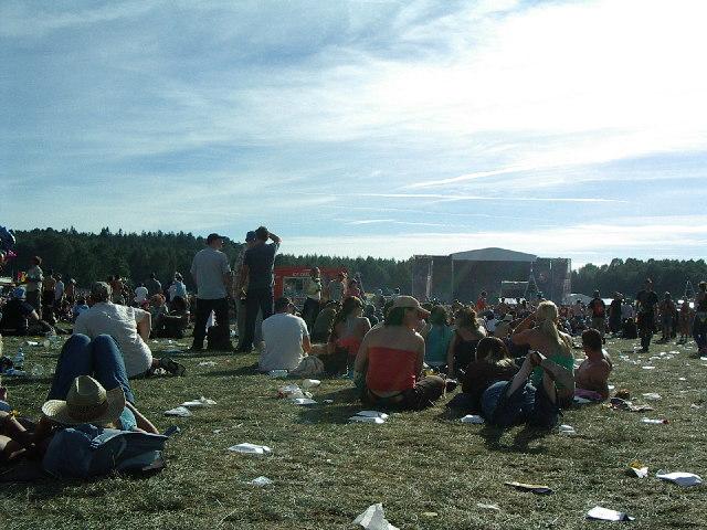V Festival 2005