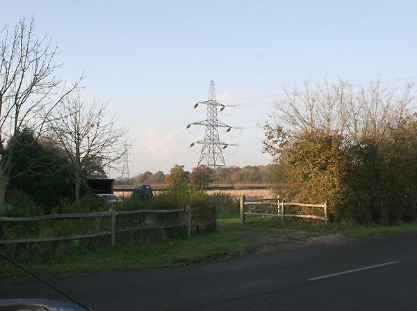 Copyhold farm, West Sussex