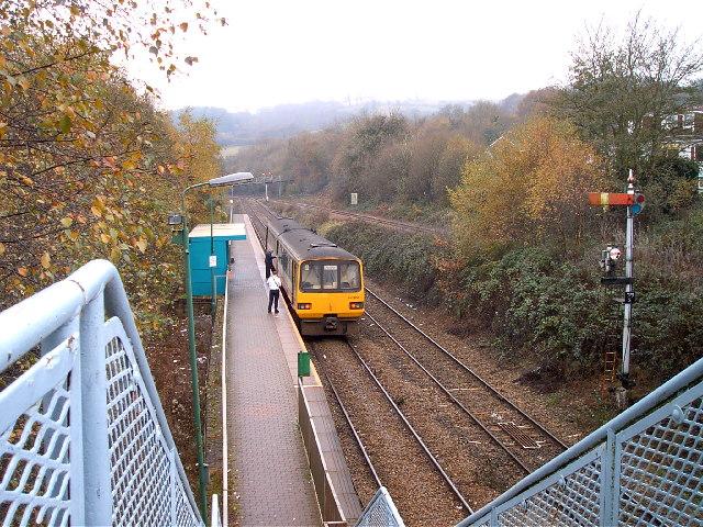 Ystrad Mynach Station