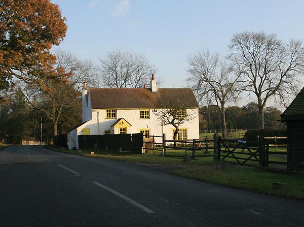 House, Barns Green