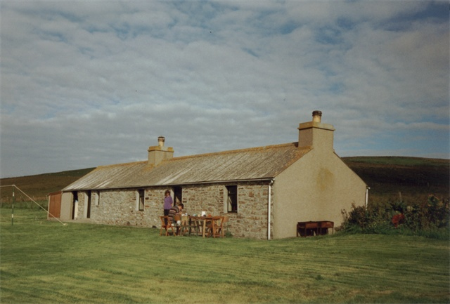 Guide cottage, Orphir