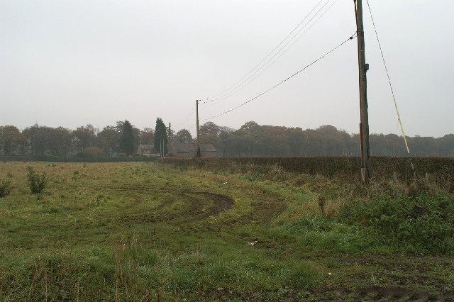 Knowsley Hall Estate farm