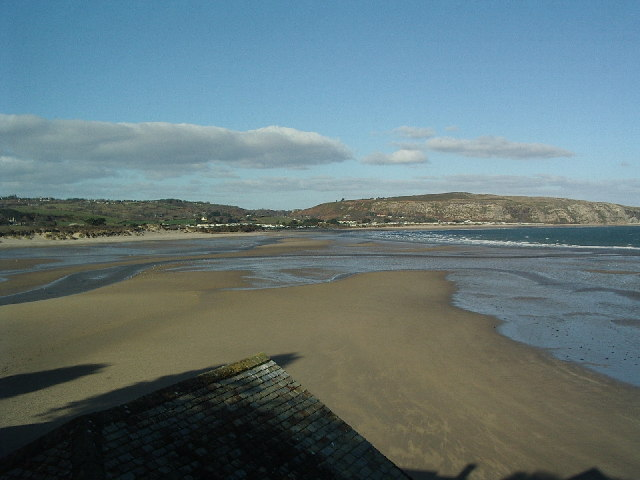 Abersoch in Winter