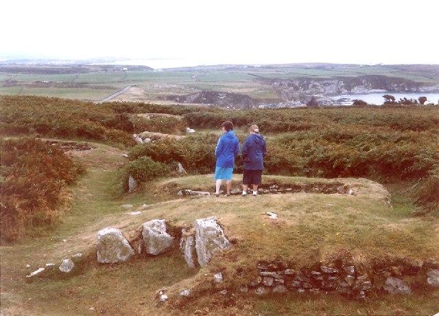 Settlement, Cytiau Gwyddelod, Holyhead