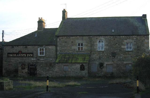 The Highlander, Ovington