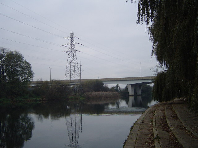 River Nene, Peterborough