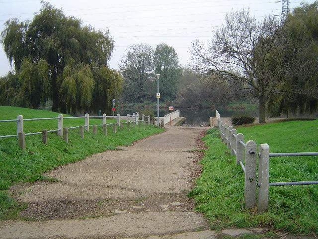 Slipway, Nene Way, Peterborough