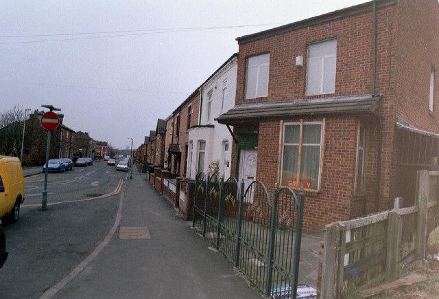 Former Surgery, Manley Street
