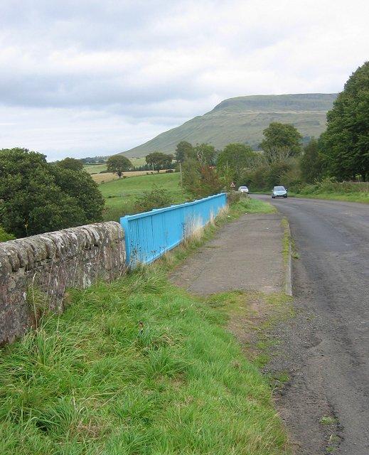 B818 near Fintry.