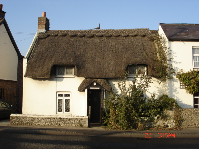 Thatched Cottage, Felpham Way, Felpham