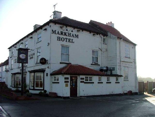 Markham Hotel, Nr Retford Notts