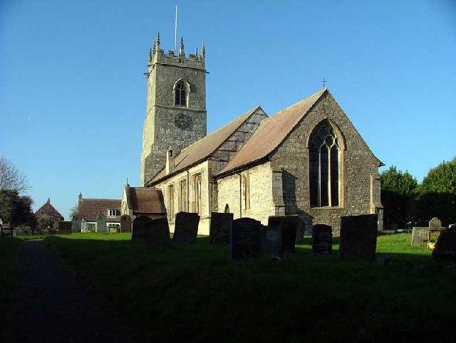 St. Nicholas Church Askam N.Notts