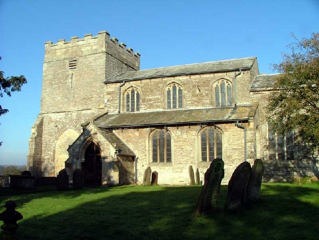 St. Peters Church Headon N. Notts