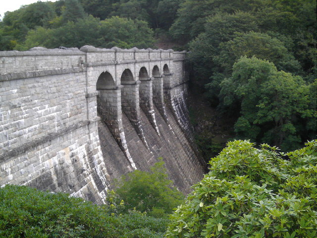 Burrator Dam (the other side)