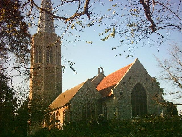 All Saints Church, Wickham Market