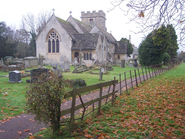 Down Hatherley Church