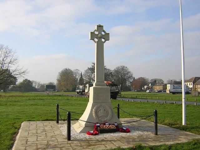 War memorial at Hatfield Heath