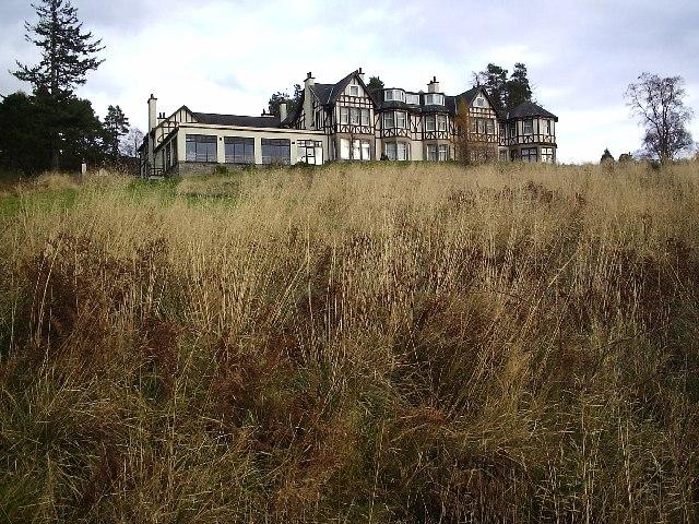 The Aultnagar Lodge Hotel
