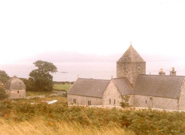 Penmon Priory, Llangoed