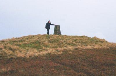 Summit, Mendick Hill.
