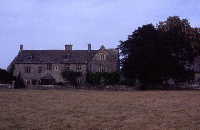 Somerford Keynes Manor House