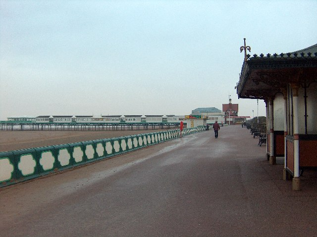 Promenade and Pier, St Annes