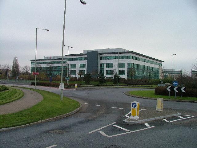 T-Mobile UK HQ