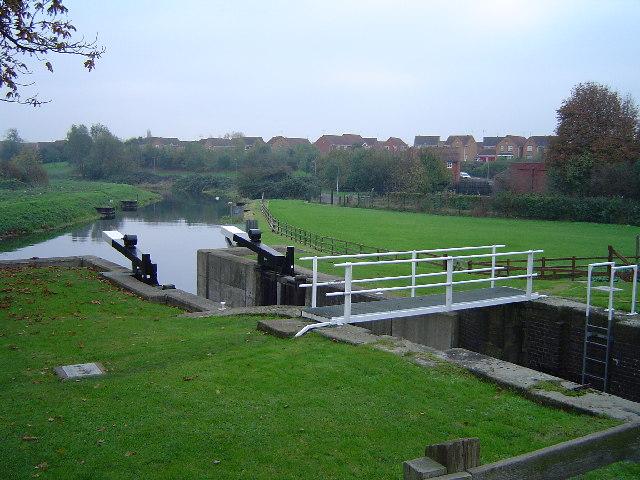 Stanground Lock, Peterborough