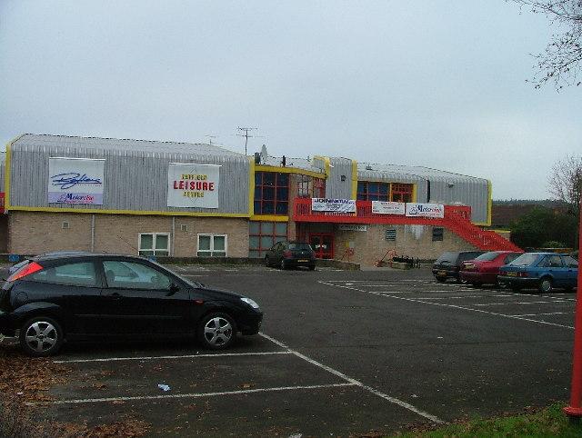 Hatfield Leisure Centre.