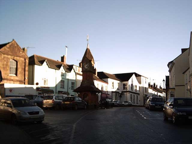 North Tawton Square