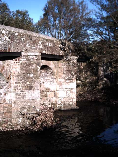 North Tawton Bridge
