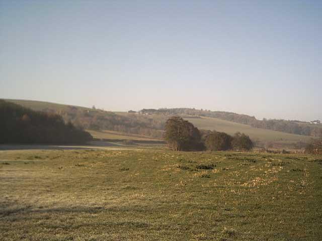Farmland near Chenson Bridge