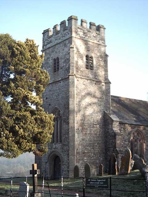 All Saints Church, Eggesford