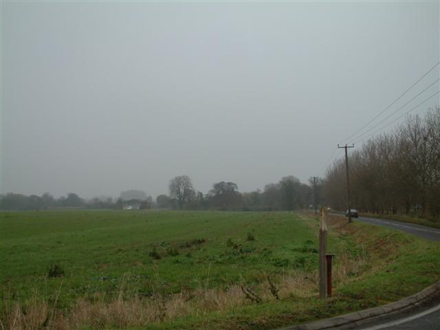 Looking towards Bridge Farm
