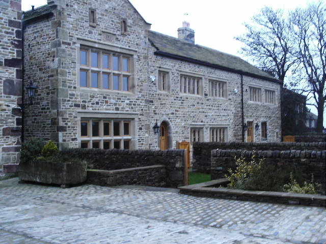 Carleton Old Hall