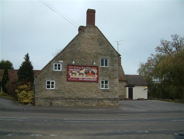 The Coach & Horses, Chiselhampton