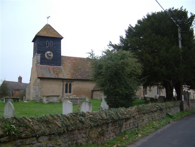 Drayton St. Leonard Church