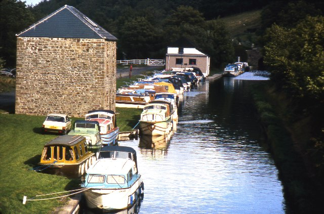Govilon Wharf, Monmouthshire and Brecon Canal