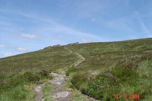 Hookney Tor, Dartmoor
